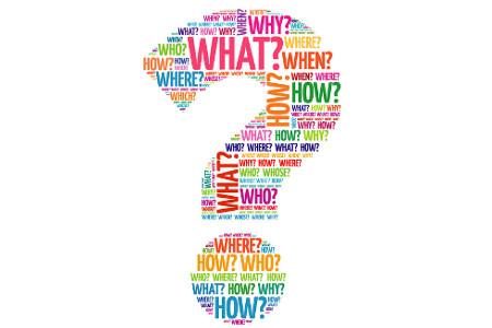 De kunst van het vragen stellen