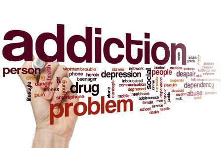 Themadag verslavingen