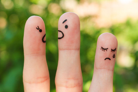 Communicatiepatronen van gescheiden ouders